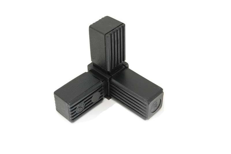 3 Way Plastic Corner Connector
