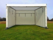 6 metre Freestanding Pop up event Awning