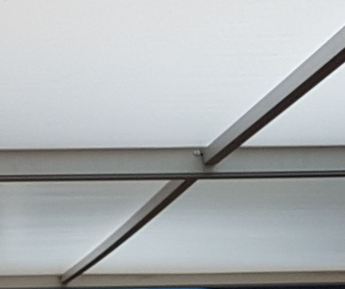 Awning Roof Spreader Bars