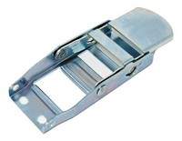 Zinc Plated Over-Centre Buckles