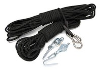 Rope, Carbine and Pulley kit